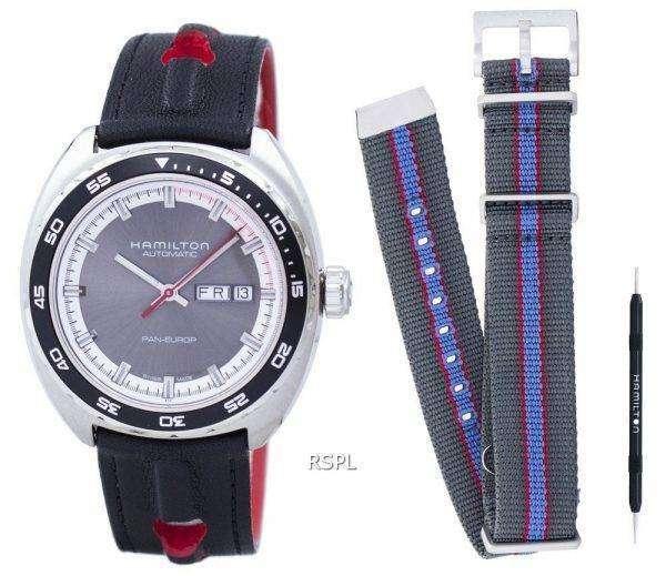 Hamilton American Classic Pan Europ Automatic H35415781 Men's Watch
