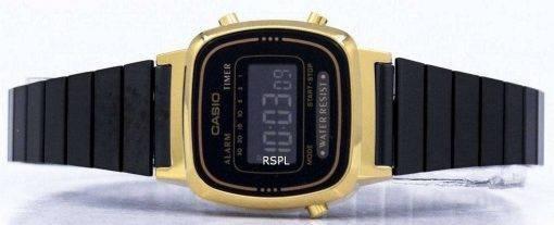 Casio Vintage Alarm Digital LA670WEGB-1B Women's Watch