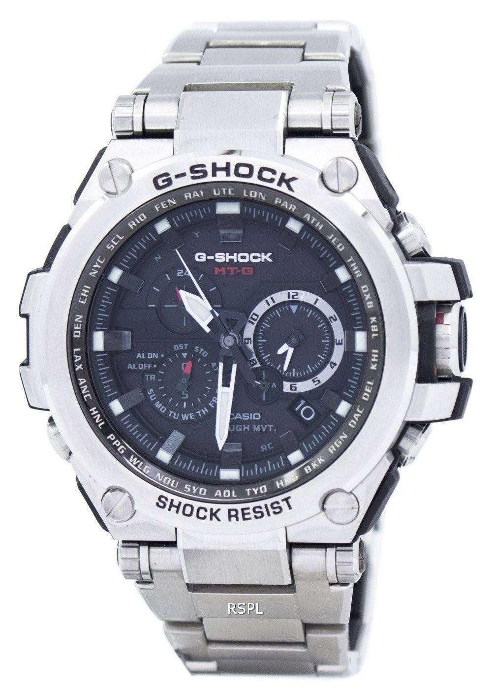 99c119cfdd96 Casio G-Shock Tough Solar Radio Controlled MTG-S1000D-1A Men s Watch ...