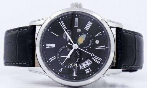 Orient Sun & Moon Automatic Japan Made SAK00004B Men's Watch