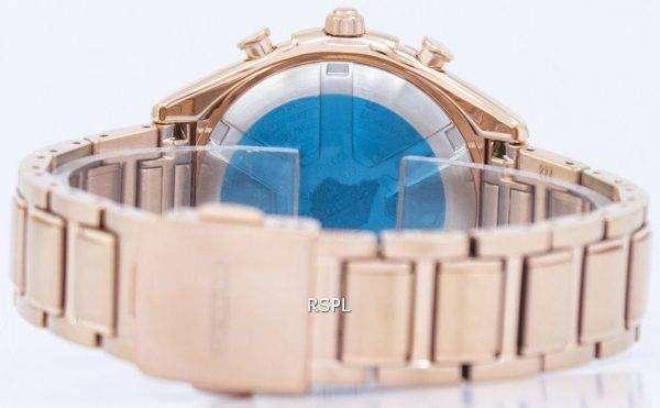 Seiko Velatura Chronograph Quartz SNDW10 SNDW10P1 SNDW10P Women's Watch