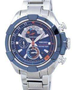 Seiko Velatura Yachting Timer Quartz SPC143 SPC143P1 SPC143P Men's Watch