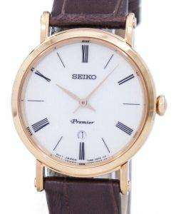 Seiko Premier Quartz SXB436 SXB436P1 SXB436P Women's Watch