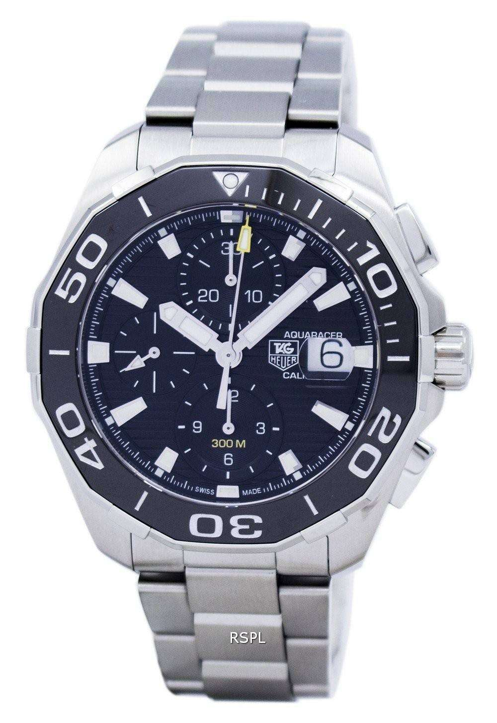 TAG Heuer Aquaracer Chronograph Automatic 300M CAY211A.BA0927 Men's Watch