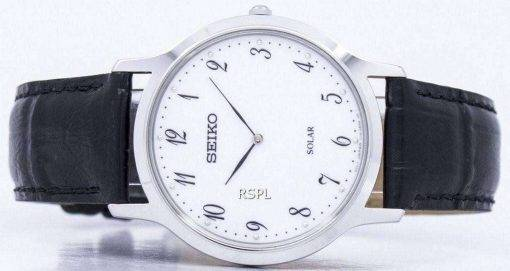 Seiko Solar SUP863 SUP863P1 SUP863P Men's Watch