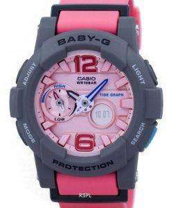 Casio Baby-G Tide Graph Analog Digital BGA-180-4B2 BGA180-4B2 Women's Watch