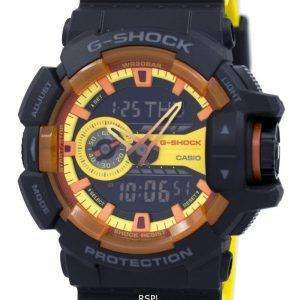 Casio G-Shock Shock Resistant Analog Digital GA-400BY-1ADR GA400BY-1ADR Men's Watch