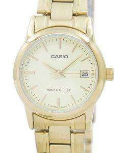 Casio Analog Quartz LTP-V002G-9AUDF LTPV002G-9AUDF Women's Watch