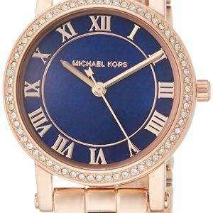 Michael Kors Petite Norie Quartz Diamond Accent MK3732 Women's Watch