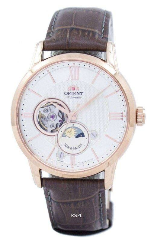 Orient Classic Sun & Moon Automatic RA-AS0003S00B Men's Watch
