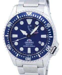 Orient Sports Automatic Diver's 200M Power Reserve RA-EL0002L00B Men's Watch