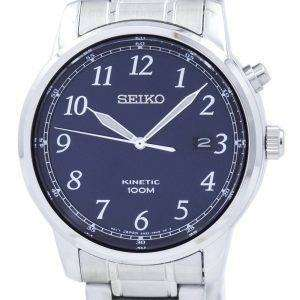 Seiko Kinetic Analog SKA777 SKA777P1 SKA777P Men's Watch