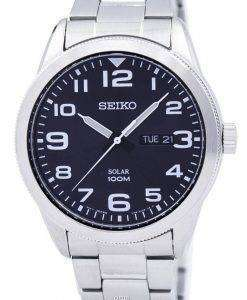 Seiko Sports Solar SNE471 SNE471P1 SNE471P Men's Watch