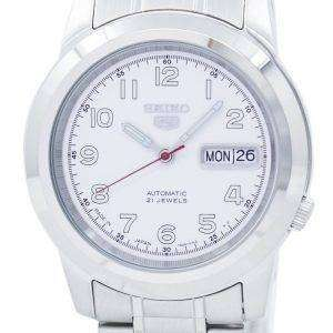 Seiko 5 Automatic Japan Made SNKK33 SNKK33J1 SNKK33J Men's Watch