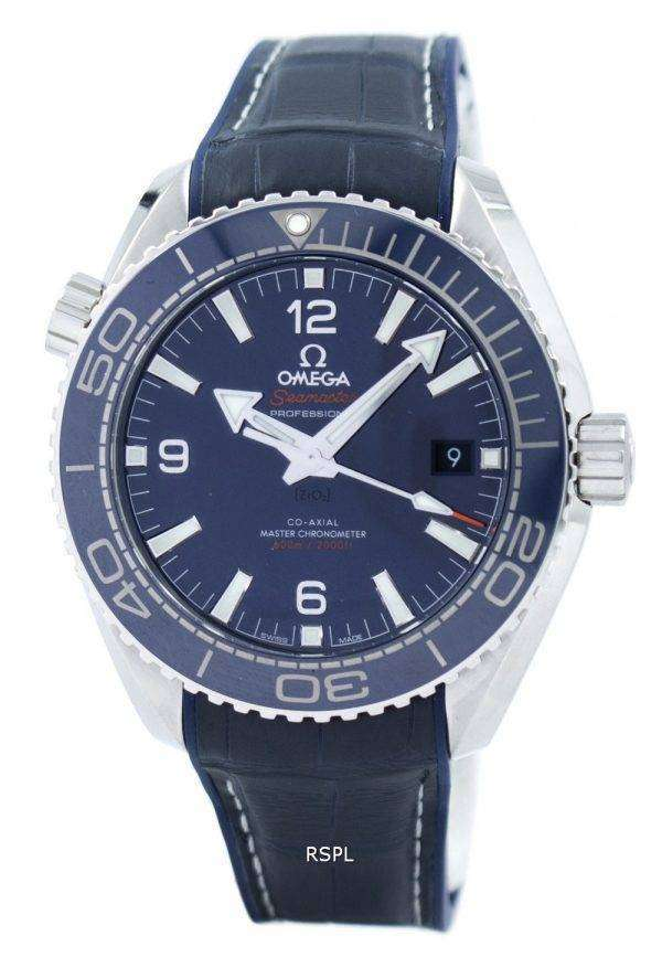 Omega Seamaster Planet Ocean 600M Co-Axial Master Chronometer 215.33.44.21.03.001 Men's Watch