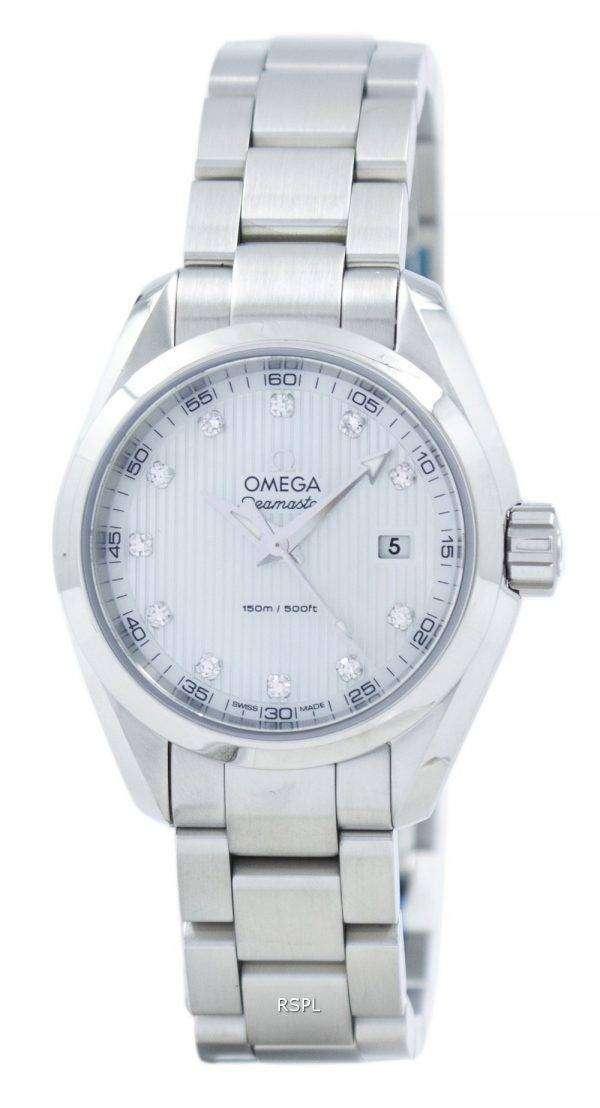 Omega Seamaster Aqua Terra 150M Quartz 231.10.30.60.55.001 Women's Watch