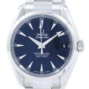 Omega Seamaster Aqua Terra Master Co-Axial Chronometer 231.10.39.21.03.002 Men's Watch