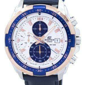 Casio Edifice Chronograph Quartz EFR-539L-7CV EFR539L-7CV Men's Watch