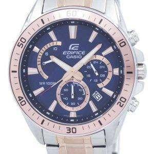Casio Edifice Chronograph Quartz EFR-552SG-2AV EFR552SG-2AV Men's Watch