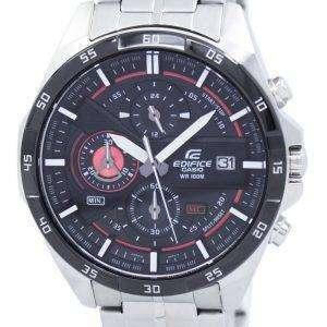 Casio Edifice Chronograph Quartz EFR-556DB-1AV EFR556DB-1AV Men's Watch