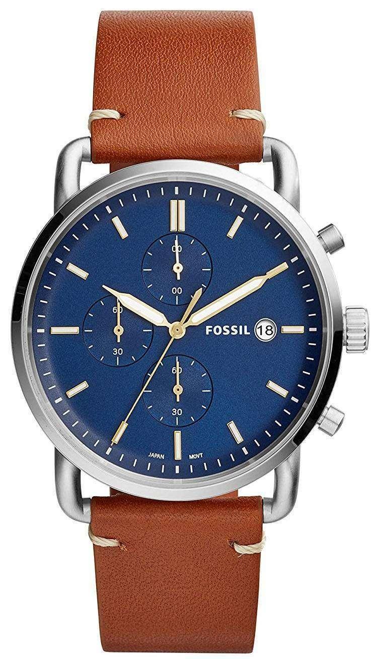 Fossil 'The Commuter' Chronograph Quartz FS5401 Men's Watch