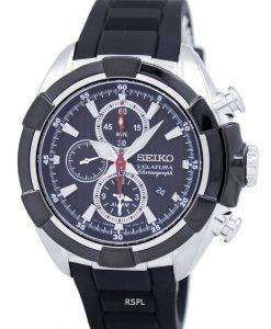 Seiko Velatura Chronograph Alarm Quartz SNAF39P3 Men's Watch