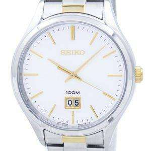 Seiko Analog Quartz SUR025 SUR025P1 SUR025P Men's Watch
