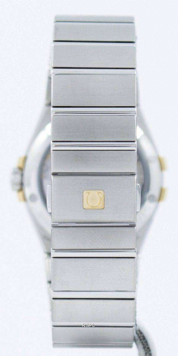 Omega Constellation Co-Axial Chronometer 123.20.35.20.02.004 Men's Watch