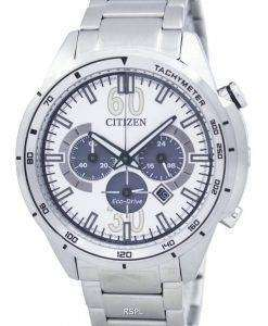 Citizen Eco-Drive Chronograph Tachymeter CA4120-50A Men's Watch