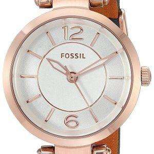 Fossil Georgia Mini Quartz ES4026 Women's Watch