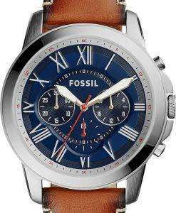 Fossil Grant Chronograph Quartz FS5210 Men's Watch