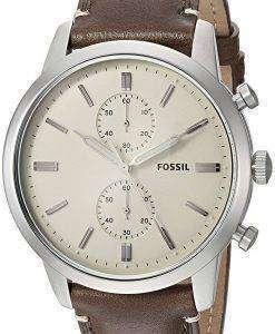 Fossil Townsman Chronograph Quartz FS5350 Men's Watch