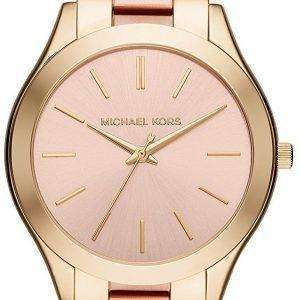Michael Kors Slim Runway Quartz MK3493 Women's Watch