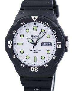 Casio Quartz Analog Black Dial MRW-200H-7EVDF MRW-200H-7EV Mens Watch