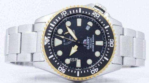 Orient Sports Automatic Diver's 200M Power Reserve Japan Made RA-EL0003B00B Men's Watch