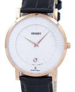 Orient Analog Quartz Japan Made SGW0100CW0 Women's Watch