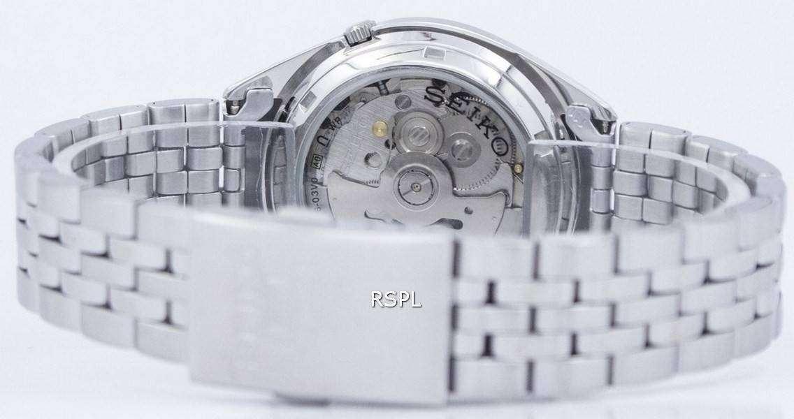 Seiko 5 Automatic Snkl23 Snkl23k1 Snkl23k Men S Watch Zetawatches