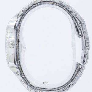 Seiko Solar Diamond Accent SUT327 SUT327P1 SUT327P Women's Watch