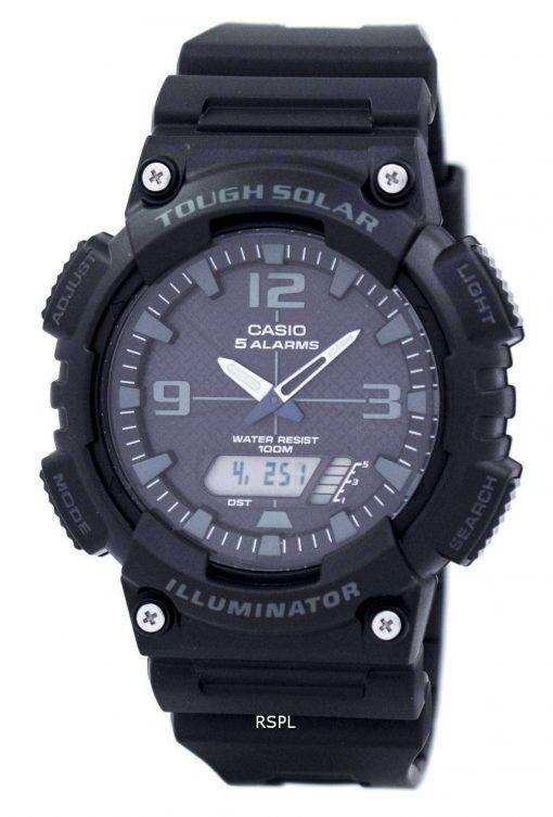 Casio Youth Illuminator Tough Solar Analog Digital AQ-S810W-1A2V AQS810W-1A2V Men's Watch