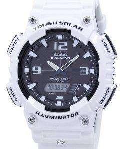 Casio Youth Illuminator Alarm Tough Solar Analog Digital AQ-S810WC-7AV AQS810WC-7AV Men's Watch