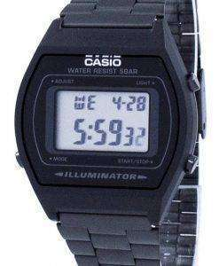 Casio Vintage Illuminator Alarm Digital B640WB-1A Unisex Watch
