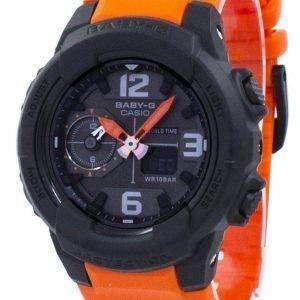 Casio Baby-G Shock Resistant World Time BGA-230-4B BGA230-4B Women's Watch