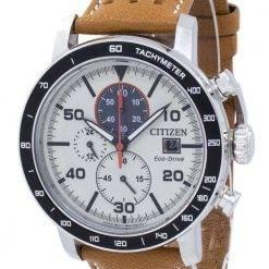 Citizen Eco-Drive Chronograph Tachymeter CA0641-16X Men's Watch