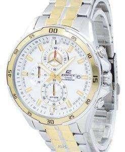 Casio Edifice Illuminator Chronograph Quartz EFR-547SG-7A9V EFR547SG-7A9V Men's Watch