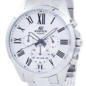 Casio Edifice Chronograph Quartz EFV-500D-7AV EFV500D-7AV Men's Watch
