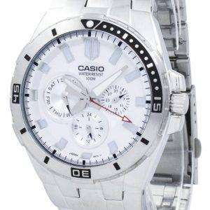 Casio Marine Sports Divers Analog Quartz MTD-1060D-7AV MTD1060D-7AV Men's Watch