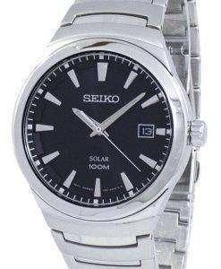 Seiko Solar SNE291 SNE291P1 SNE291P Men's Watch