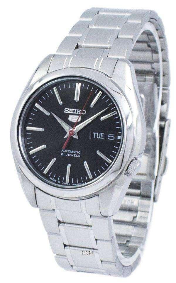Seiko 5 Automatic Japan Made SNKL45 SNKL45J1 SNKL45J Men's Watch