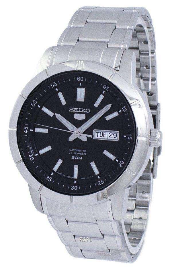 Seiko 5 Automatic Japan Made SNKN55 SNKN55J1 SNKN55J Men's Watch