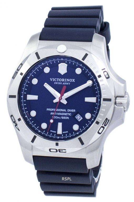Victorinox I.N.O.X. Swiss Army Professional Diver 200M Quartz 241734 Men's Watch